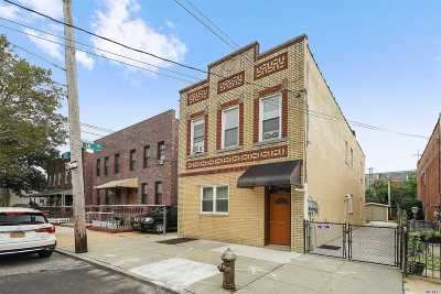 Middle Village Multi Family Home For Sale: 68-20 78th St