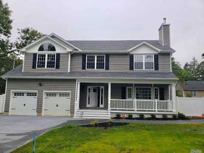 Centereach Single Family Home For Sale: 82 Blydenburgh Rd