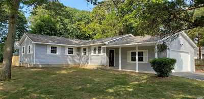 Lake Grove Single Family Home For Sale: 7 Renown St