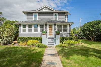 Sayville Single Family Home For Sale: 271 Foster Ave