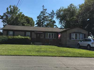 W. Babylon Single Family Home For Sale: 306 Silver St