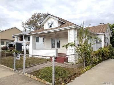 Long Beach NY Single Family Home For Sale: $394,900