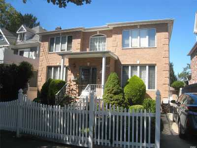 Bayside Single Family Home For Sale: 217-07 38 Ave