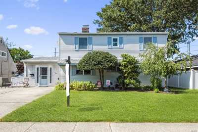 Wantagh Single Family Home For Sale: 16 Wildflower Ln