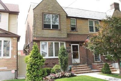Middle Village Single Family Home For Sale: 66-12 77th Pl