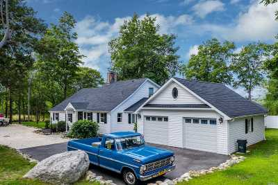 Setauket Single Family Home For Sale: 48 Dyke Rd