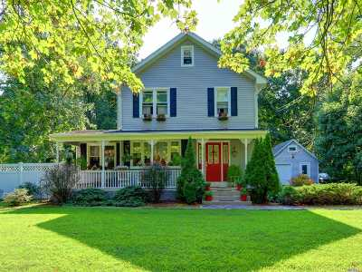 Nesconset Single Family Home For Sale: 8 Midwood Ave