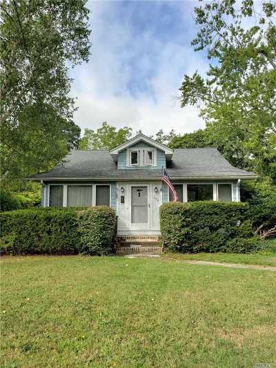 Sayville Single Family Home For Sale: 132 Johnson Ave