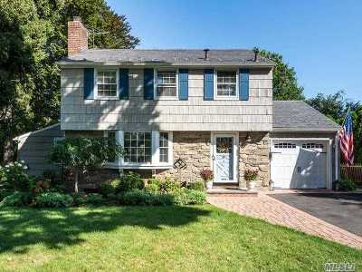 Port Washington Single Family Home For Sale: 5 Winthrop Rd