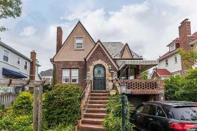 Long Beach NY Single Family Home For Sale: $747,000