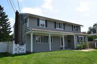 Wantagh Single Family Home For Sale: 1355 Wantagh Ave