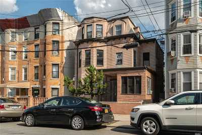 Brooklyn Multi Family Home For Sale: 210 Sunnyside Ave