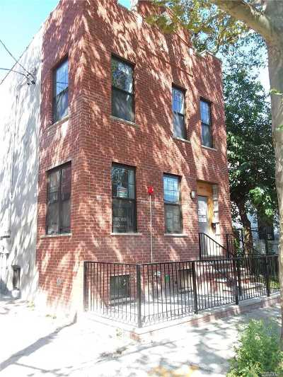 Brooklyn Multi Family Home For Sale: 524 Bradford St