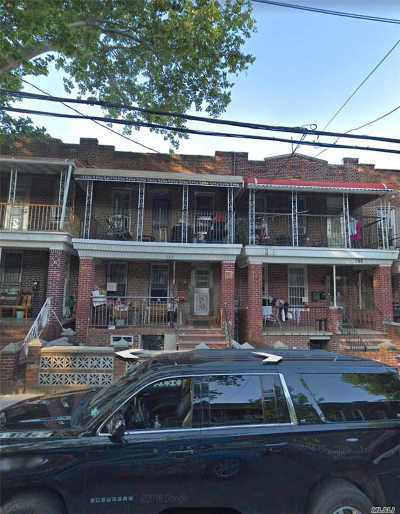 Brooklyn Multi Family Home For Sale: 765 47 St