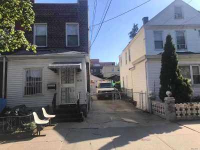 Corona Single Family Home For Sale: 96-20 46 Ave