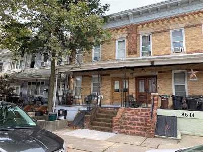 Woodhaven Multi Family Home For Sale: 86-16 89th St