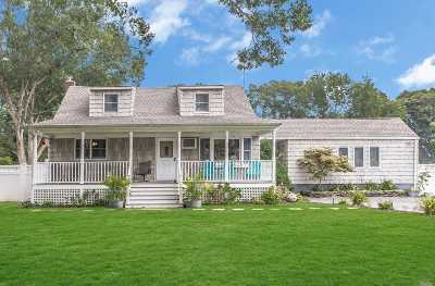 Bay Shore Single Family Home For Sale: 1165 Cassel Ave