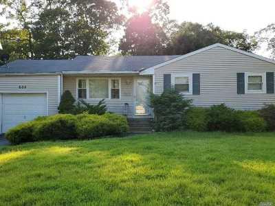 N. Babylon Single Family Home For Sale: 608 Thorn St