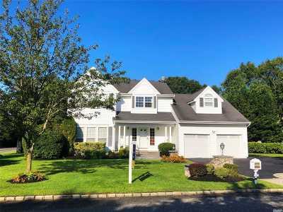 S. Setauket Single Family Home For Sale: 2 Province Dr