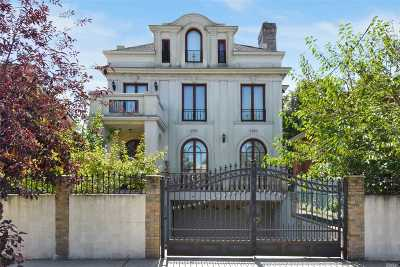 Forest Hills Single Family Home For Sale: 110-34 Jewel Ave