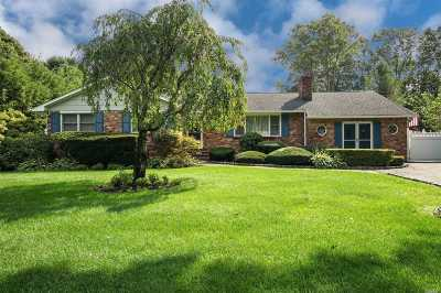 Smithtown Single Family Home For Sale: 21 Laurel Dr