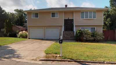 Smithtown Single Family Home For Sale: 6 Frank St