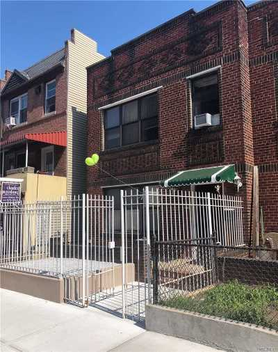 Long Island City Multi Family Home For Sale: 47-11 38th St