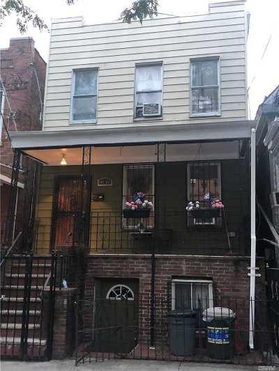 Corona Multi Family Home For Sale: 104-09 Martense Ave
