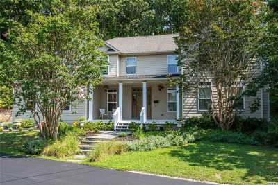 Port Jefferson Single Family Home For Sale: 667 High St