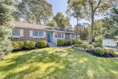 Miller Place Single Family Home For Sale: 30 Marbeth Cir