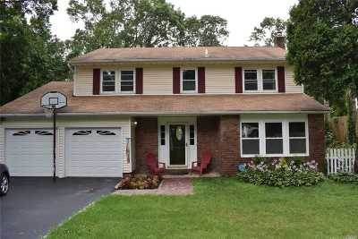 Nesconset Single Family Home For Sale: 9 Hayes St