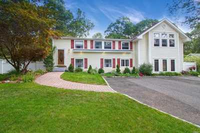 E. Setauket Single Family Home For Sale: 19 Beaver Ln