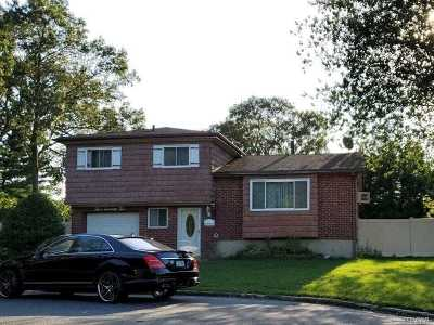 Deer Park NY Single Family Home For Sale: $330,000