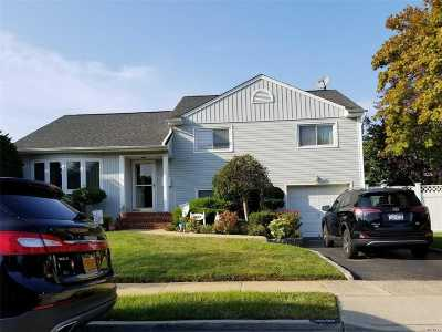 Wantagh Single Family Home For Sale: 3697 Regent Ln