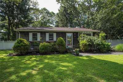 Lake Grove Single Family Home For Sale: 12 Oak St
