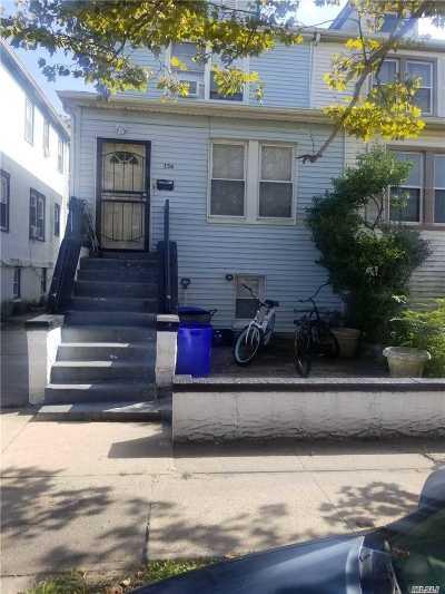 Long Beach NY Single Family Home For Sale: $299,333