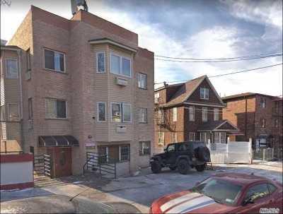 Woodside Multi Family Home For Sale: 72-34 45 Ave