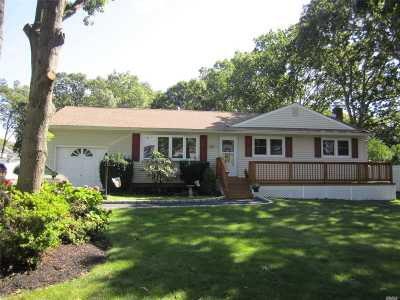 Ronkonkoma Single Family Home For Sale: 61 13th Ave