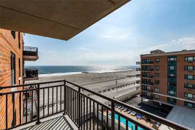 Lido Beach, Long Beach Condo/Townhouse For Sale: 230 W Broadway #608