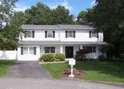 Manorville Single Family Home For Sale: 5 Larry Ct