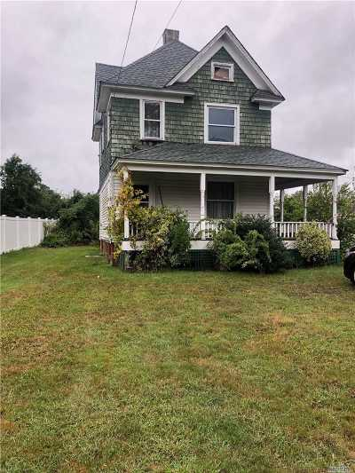Merrick Single Family Home For Sale: 1685 Meadowbrook Rd