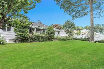 Farmingdale Single Family Home For Sale: 16 4th Ave