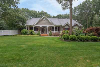 Setauket Single Family Home For Sale: 6 Dorm Ct