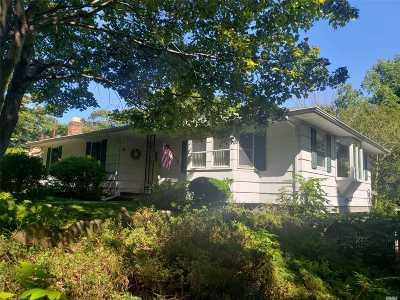 Shoreham Single Family Home For Sale: 9 Harvard Rd