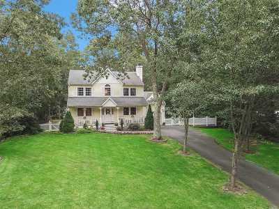 Centereach Single Family Home For Sale: 171 Hammond Ln