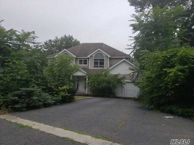 Port Jefferson Single Family Home For Sale: 1102 High St