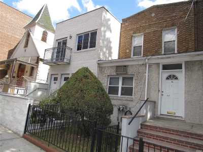 Astoria Multi Family Home For Sale: 35-17 23rd Ave