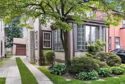 Kew Gardens Single Family Home For Sale: 84-44 116th St