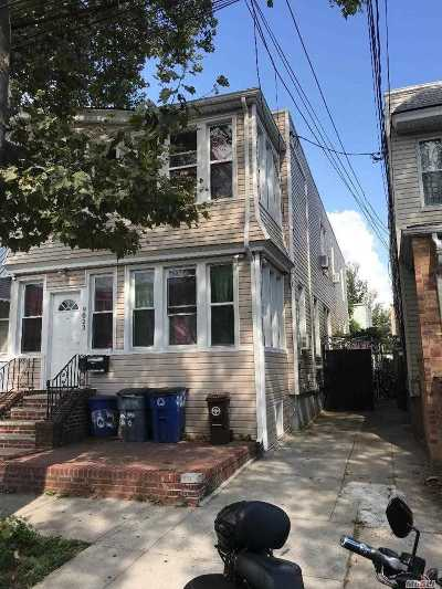 Woodhaven Multi Family Home For Sale: 90-23 75th St