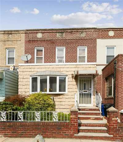 Astoria Single Family Home For Sale: 19-17 23rd Rd Rd
